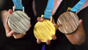 The Russian national team won six medals on the seventh competitive day of the Olympics